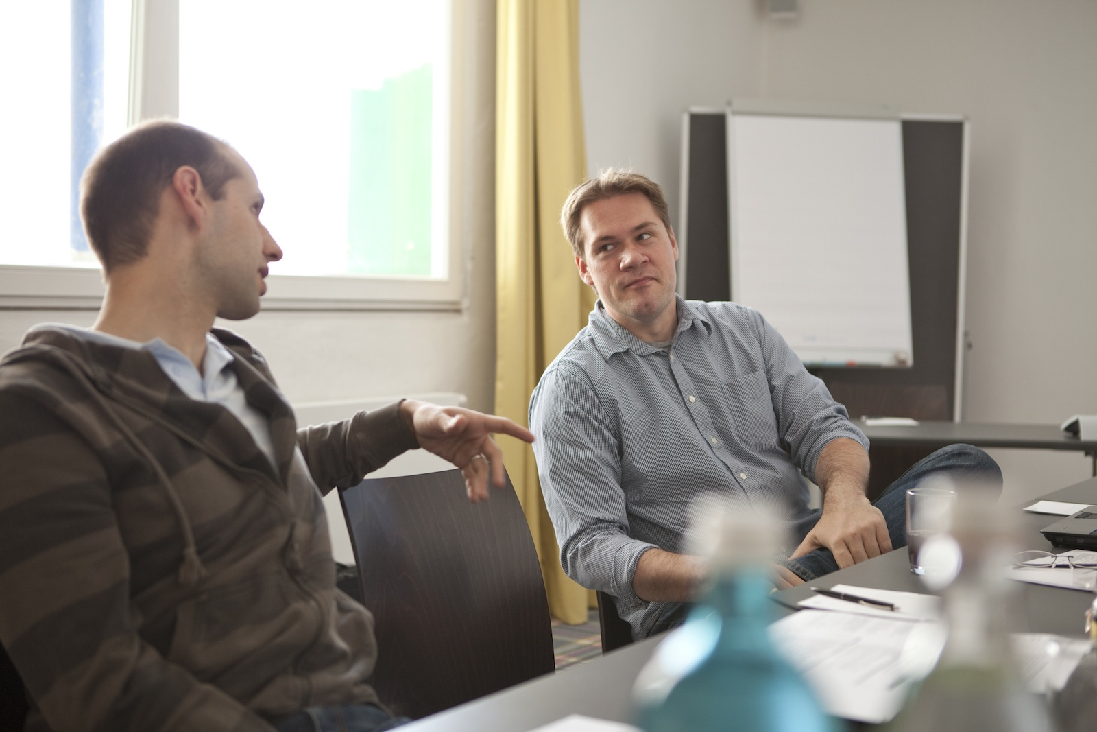 Bloofusion - Markus Hövener und Maik Bruns